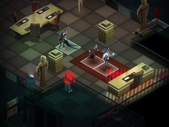 Invisible, Inc. screenshot four