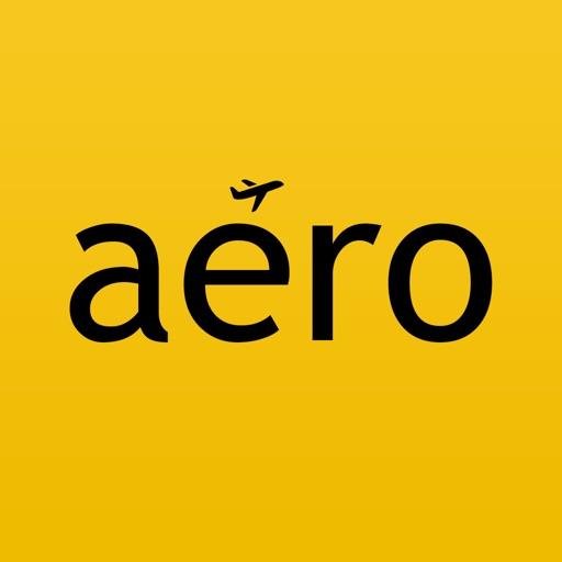 aero - Lowest Fares & Cheapest Flight Booking App