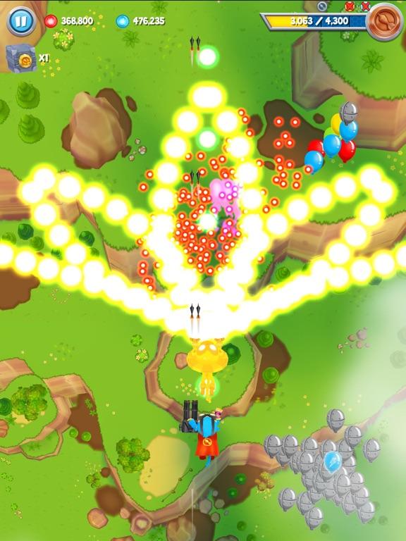Bloons Supermonkey 2 iPad app afbeelding 1