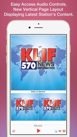 570 KLIF on the App Store