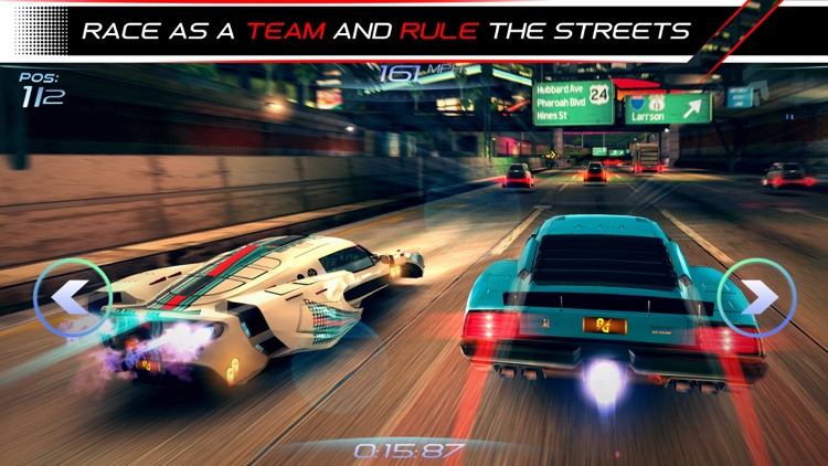 Rival Gears Racing screenshot-2