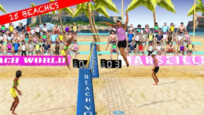 Beach Volley Proのおすすめ画像2