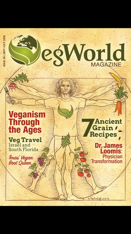 VegWorld Magazine screenshot-4
