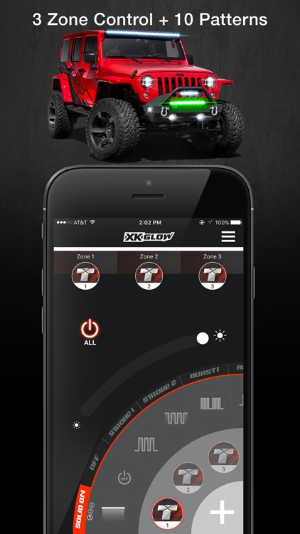 XK TITAN - LED Light App Controller