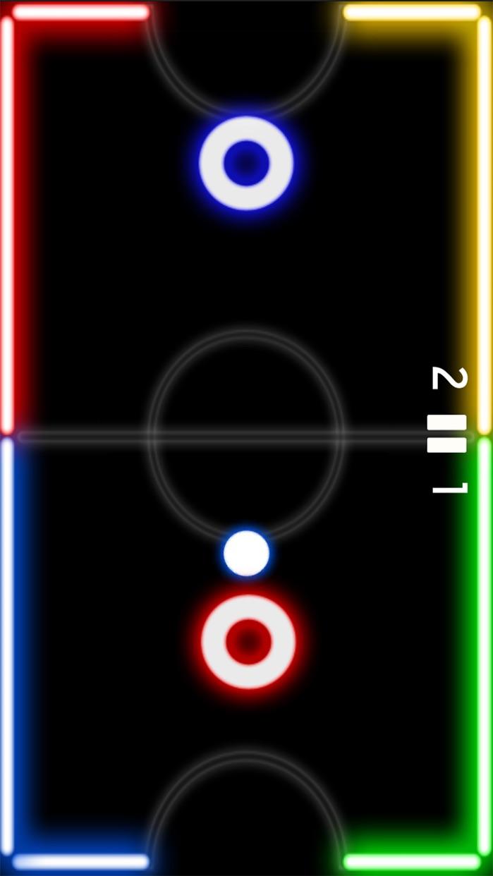 تحدي الهوكي 2  - لعبة رياضية من العاب الجماعية Screenshot