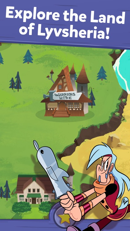 MagiMobile – Mighty Magiswords Collection App screenshot-3