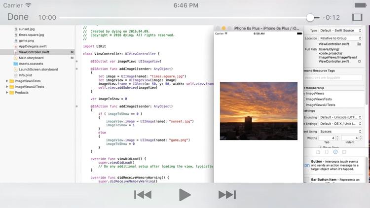 Code School for Xcode & iOS