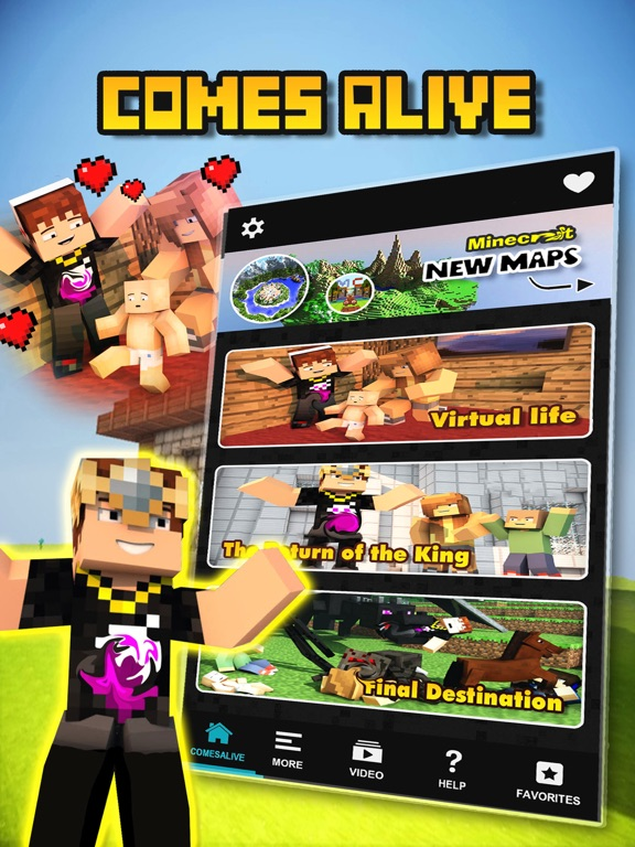 Comes Alive Mods for Minecraft PC Guide Edition | App Price Drops