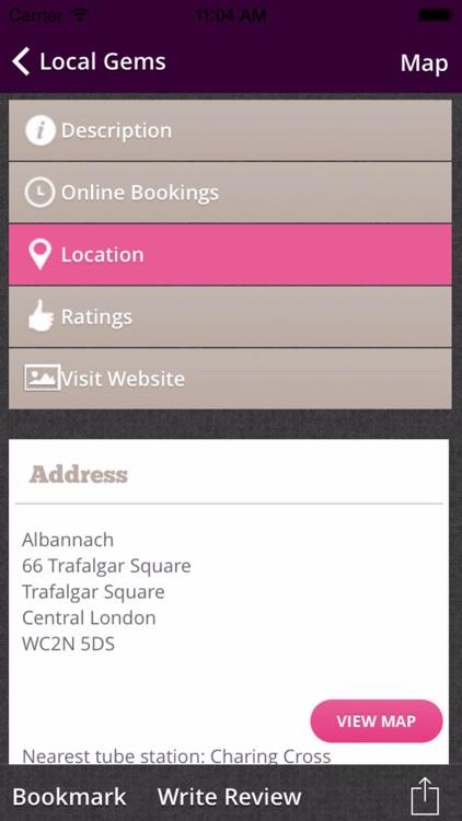 Mobile Food Guide screenshot-3