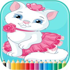 Kedi Ve Kopekler Boyama Kitabi Cocuklar Icin App Store Da
