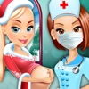 Mommy Christmas Baby - Holiday Salon & Kids Games
