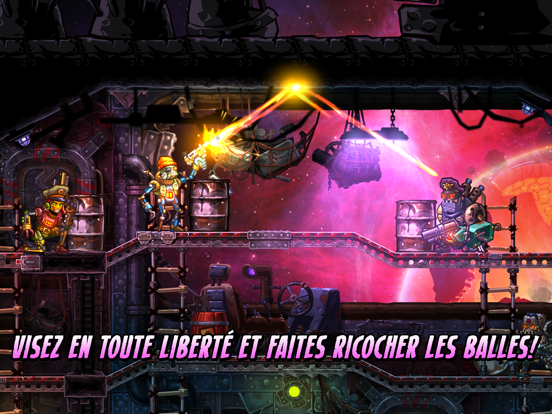 Screenshot #4 pour SteamWorld Heist