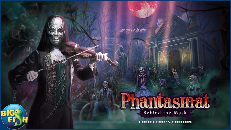 Phantasmat: Behind the Mask (Full) screenshot-4