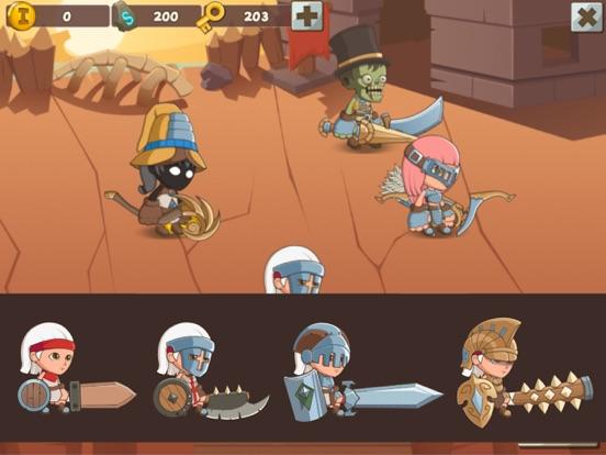 My Tiny Heroes Screenshots