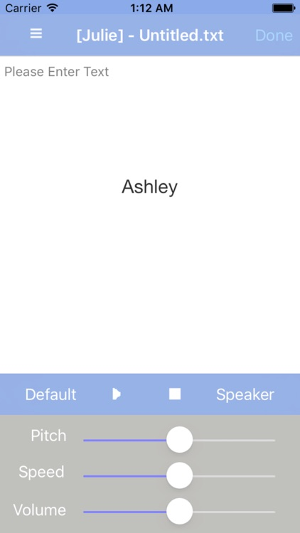 NeoSpeech - Text to Speech US (TTS)