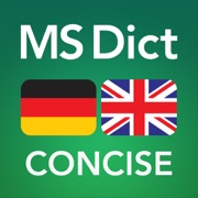 German <-> English CONCISE Dictionary