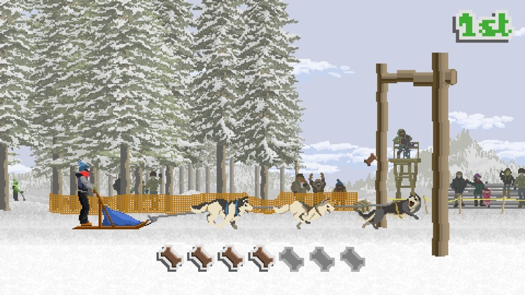 Dog Sled Saga screenshot-1