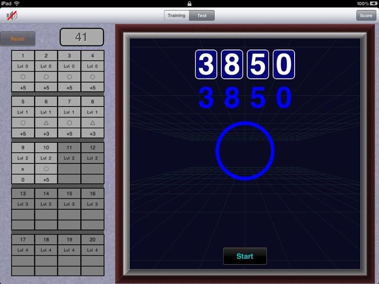 Kinetic Visual Acuity HD Lite