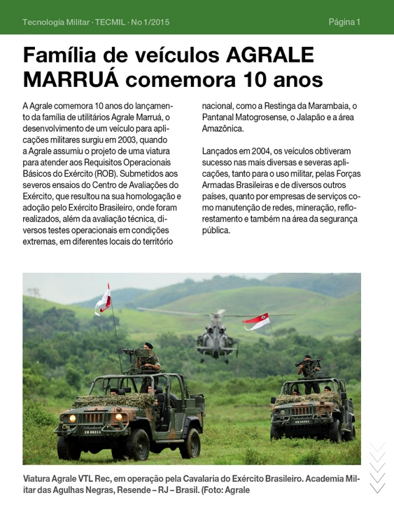Tecnologia Militar screenshot-1