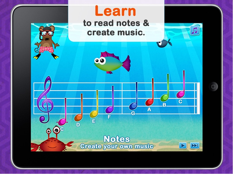 Musical Me! HD - by Duck Duck Moose screenshot-1