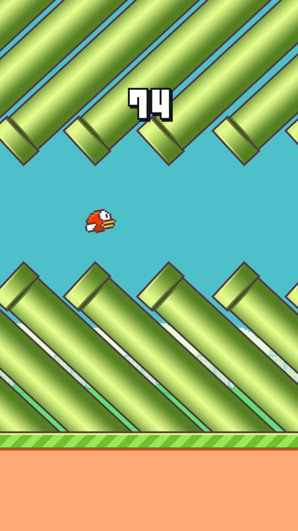 Fabe Bird - The Flappy Challenge Adventure screenshot-3