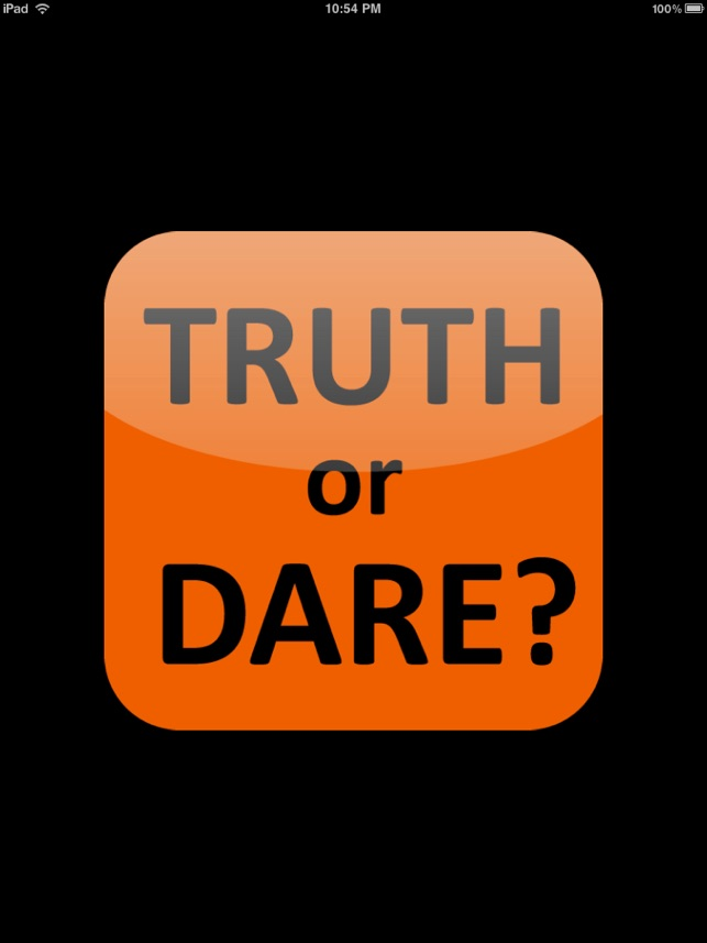 truth or dare apps for iphone