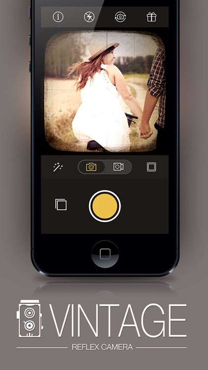 Reflex Free - Vintage Camera for Instagram