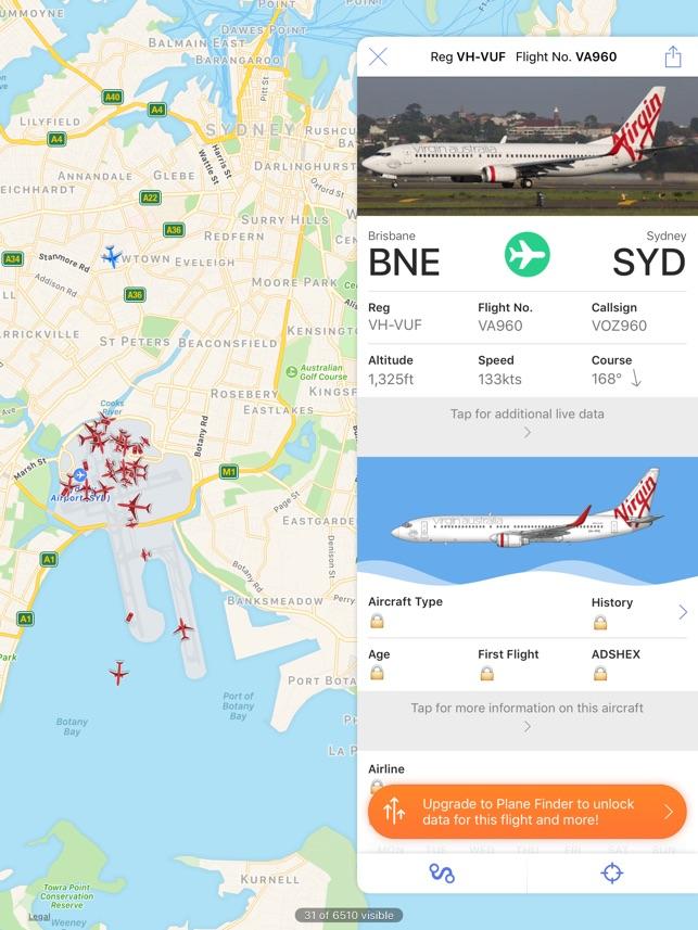 Plane Finder Lite on the App Store