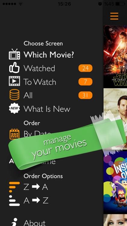 The Movie Box App screenshot-3