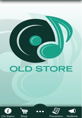 Oldstore - náhled