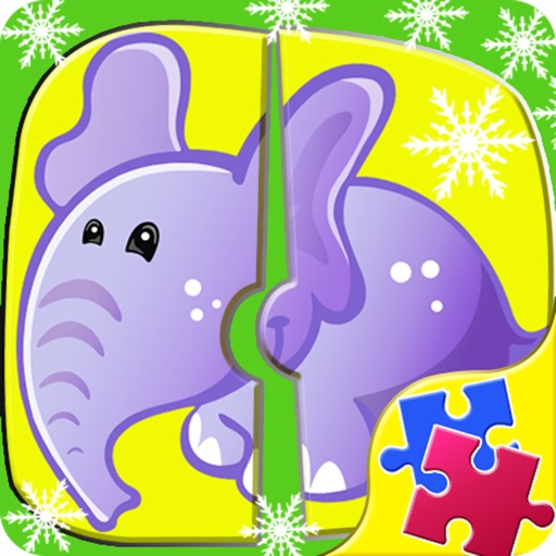 Jigsaw - Preschool Puzzles for kids Pro