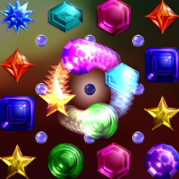 Gem Twyx Mania : Twist blast and jam 3 jewel cubes