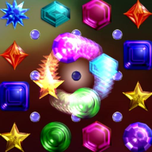Gem Twyx Mania : Twist blast and jam 3 jewel cubes