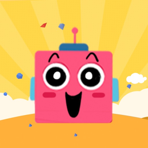 Robot Sticker Factory - Animated GIF for iMessage