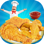 Chicken Profonde Fry Maker Cook - Fried Snacks Ama