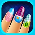 Nail Art Salon Girls Games - A Date Night Makeover icon