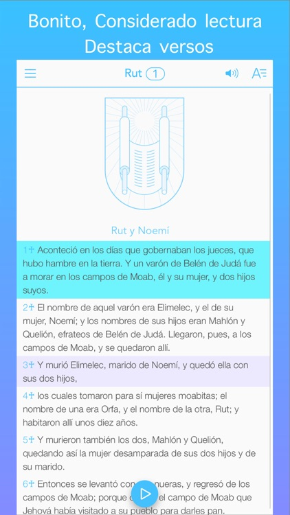 La Biblia Reina Valera en Español (Spanish Bible) screenshot-0