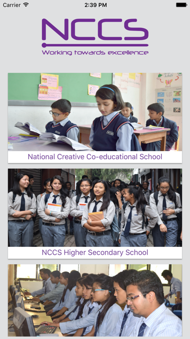 点击获取NCCS - National College of Computer Studies