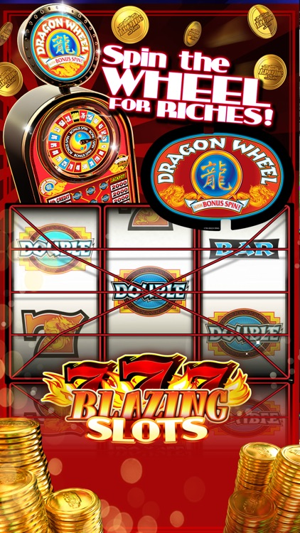 Blazing 7s™ Slots - Play Casino Slot Machines screenshot-3