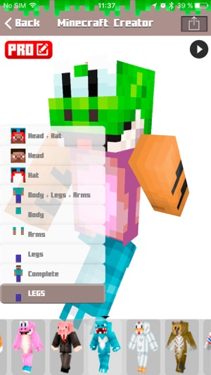 Skins For Minecraft PE PC Free Skins On The App Store - Minecraft skins fur cracked minecraft