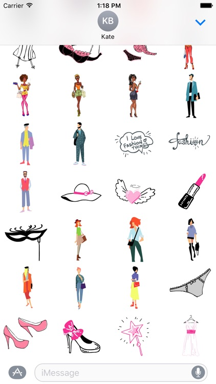 Fashion Stickers
