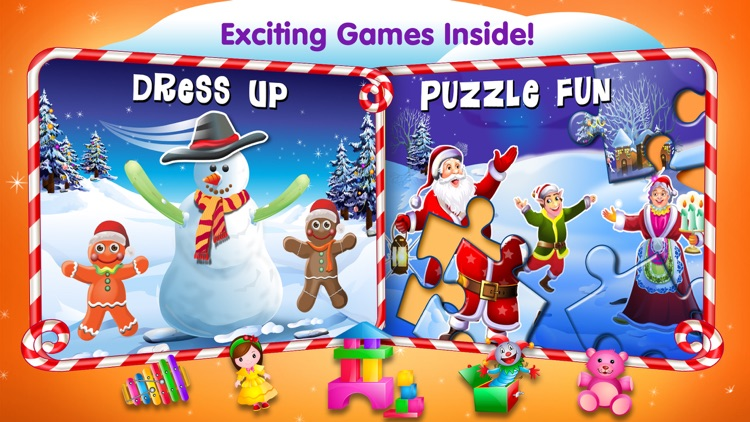 Christmas Fun – Holiday Spirit Activities & Fun! screenshot-4