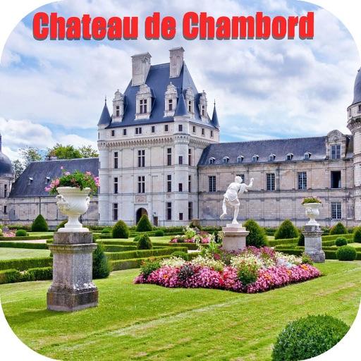 Chateau Chambord LoireValley France Tourist Travel
