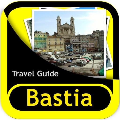 Bastia Offline Map Travel Guide