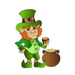 St Patrick's Collection Stickers for iMessage