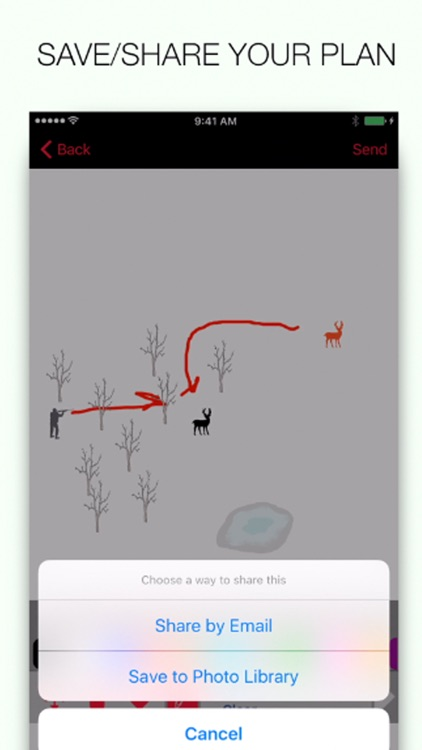 Fallow Deer Hunting Strategy Planner screenshot-1