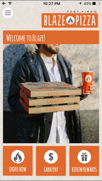 Blaze Pizza screenshot-0