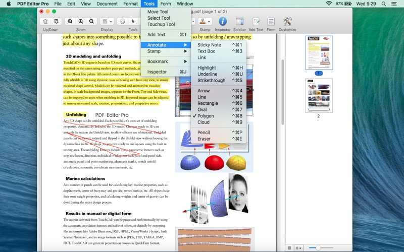 PDF Editor Pro - for Adobe PDF Annotate, Fill Form | App Price Drops