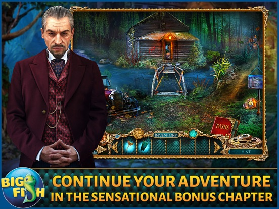 The Curio Society: New Order HD - Adventure screenshot 4