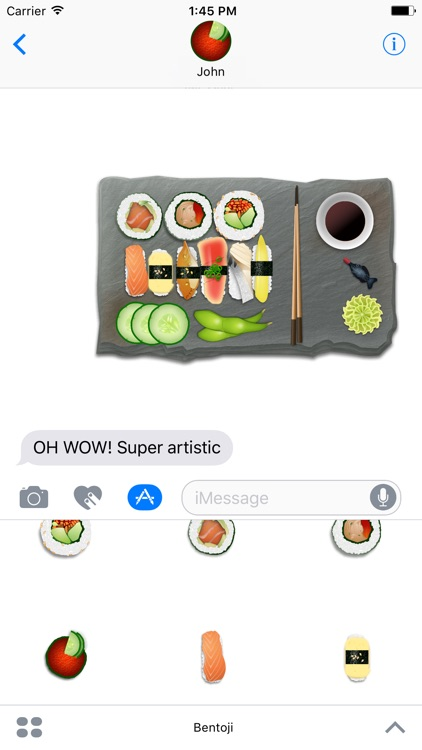Bentoji | Japanese Sushi to share with friends screenshot-3